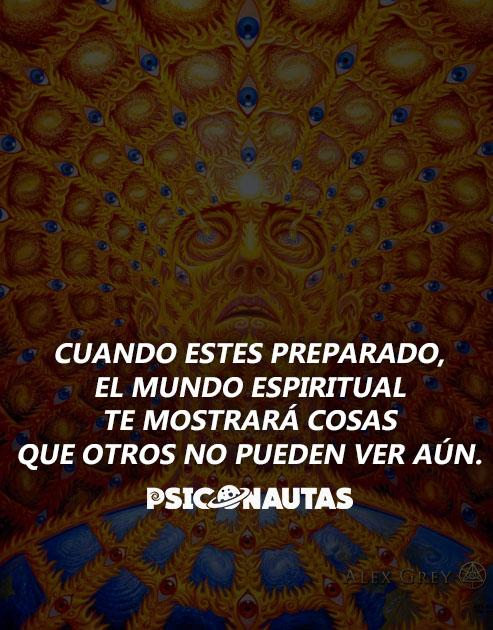 El mundo espiritual