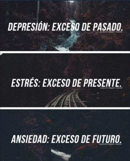Estres y depresión