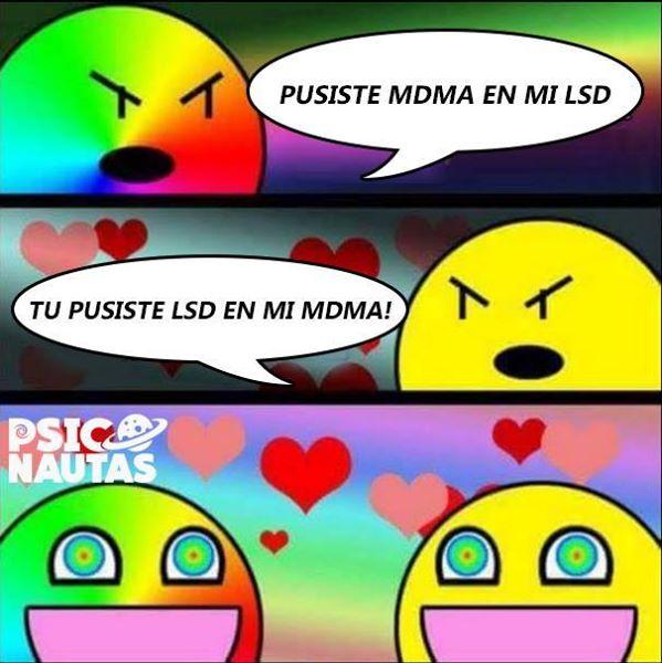 LSD+MDMA ♥