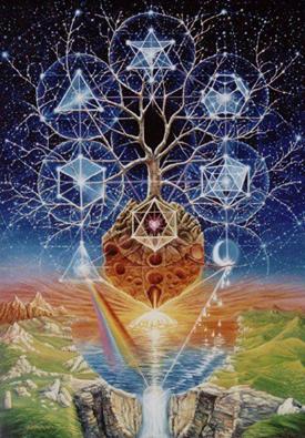 Geometría Sagrada : Los 5 Solidos Platónicos