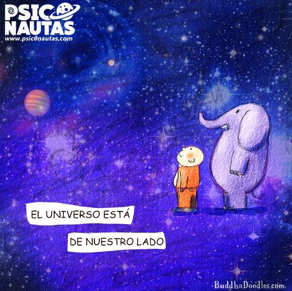 El universo está de nuestro lado