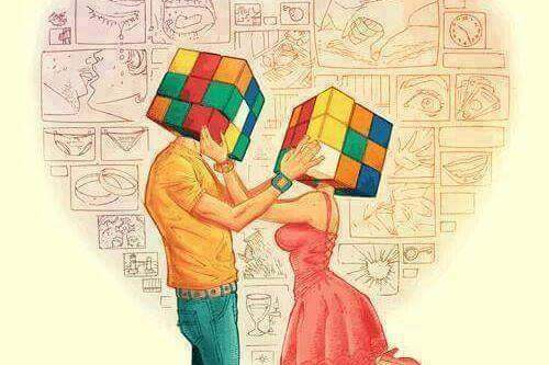 La alquimia y la química en el amor.