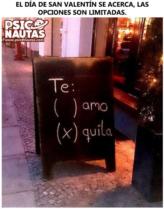 El día de San Valentín se acerca…