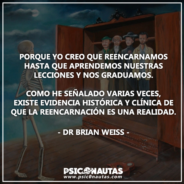Dr Brian Weiss Psiconautas