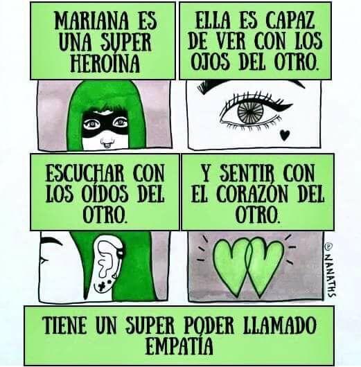 Mariana es…