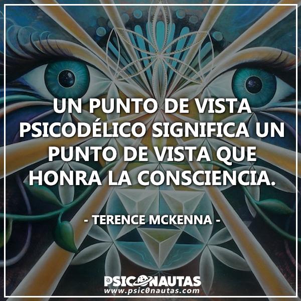 Terence Mckenna Psiconautas