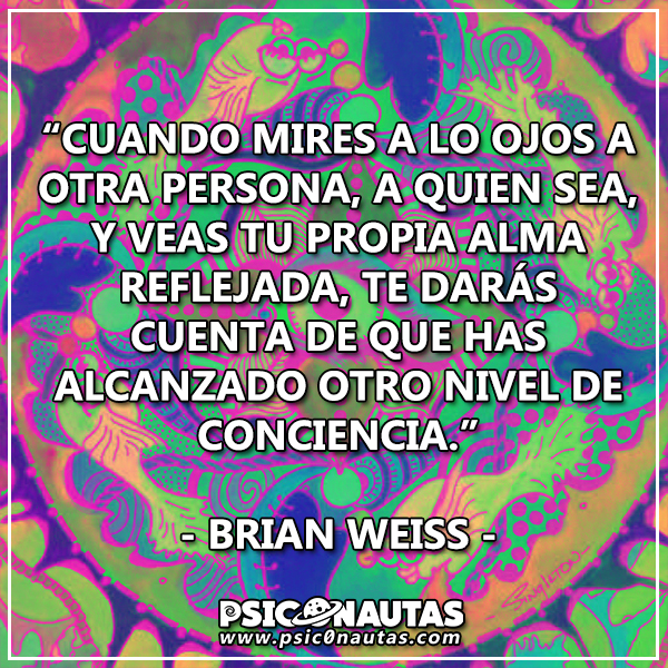 Brian Weiss Psiconautas