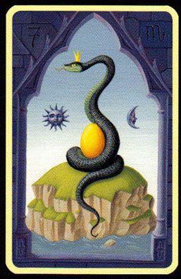 La serpiente: Un animal simbólico