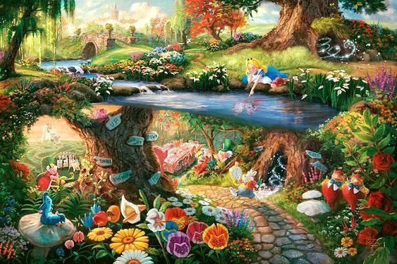El Simbolismo oculto de Alicia en el país de las maravillas