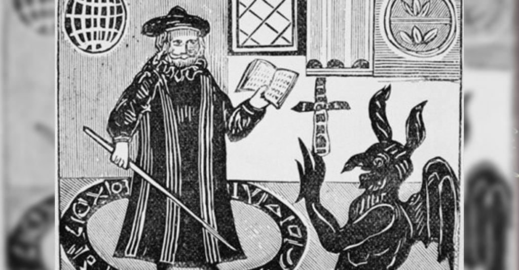 TRATADO DE MAGIA: Extracto del libro de Dr. Faust, Wittenberg (1524)