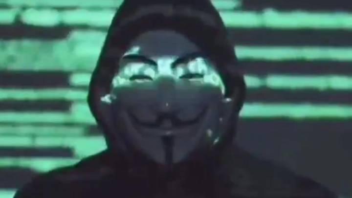 Video de #Anonymous