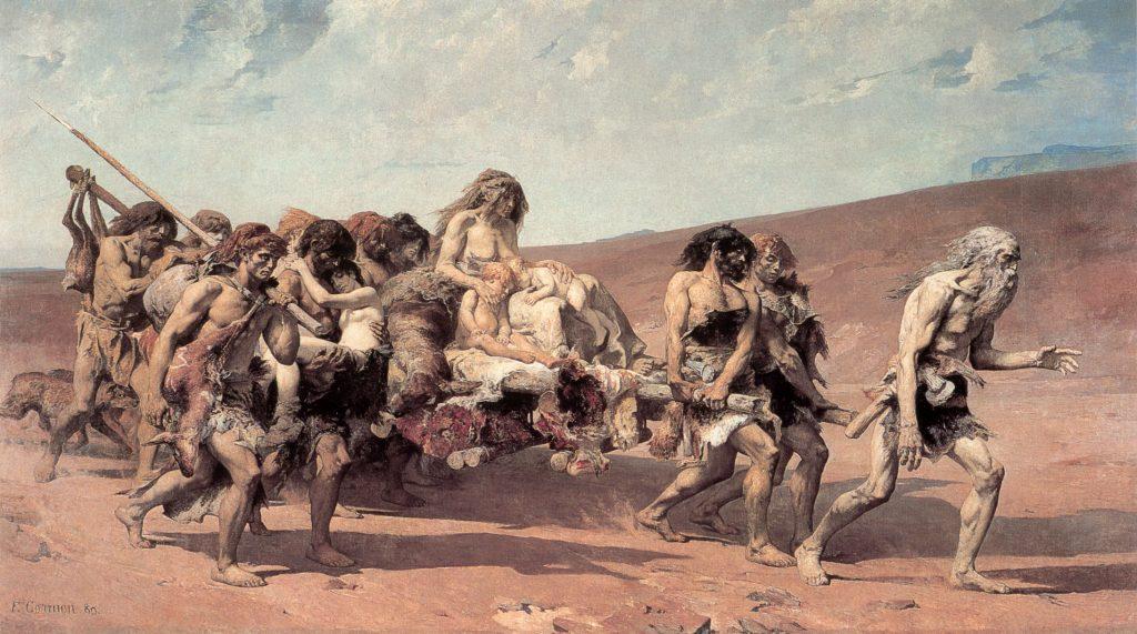 La Historia Apócrifa del Encuentro de CAIN y LILITH
