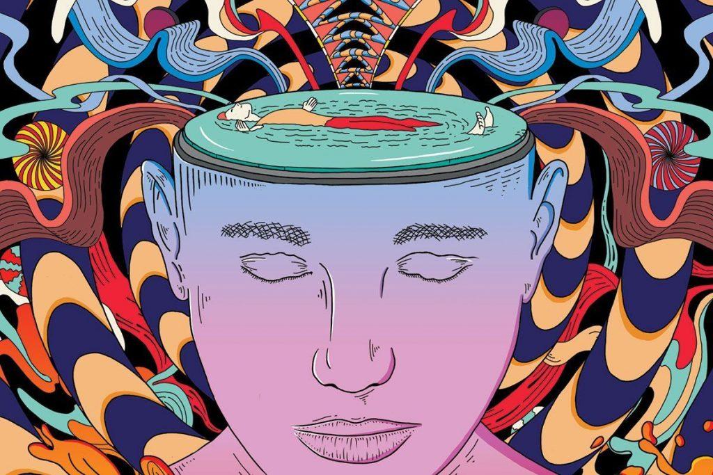 El futuro de la salud mental puede recaer en los Psicodélicos