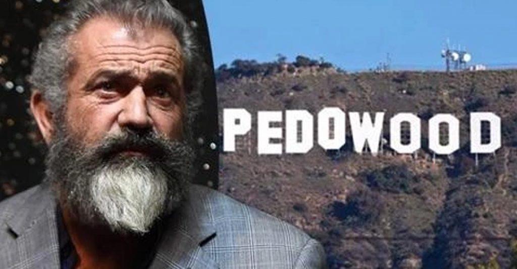 Mel Gibson: Elites de Hollywood 'Mata niños inocentes y beben su sangre'