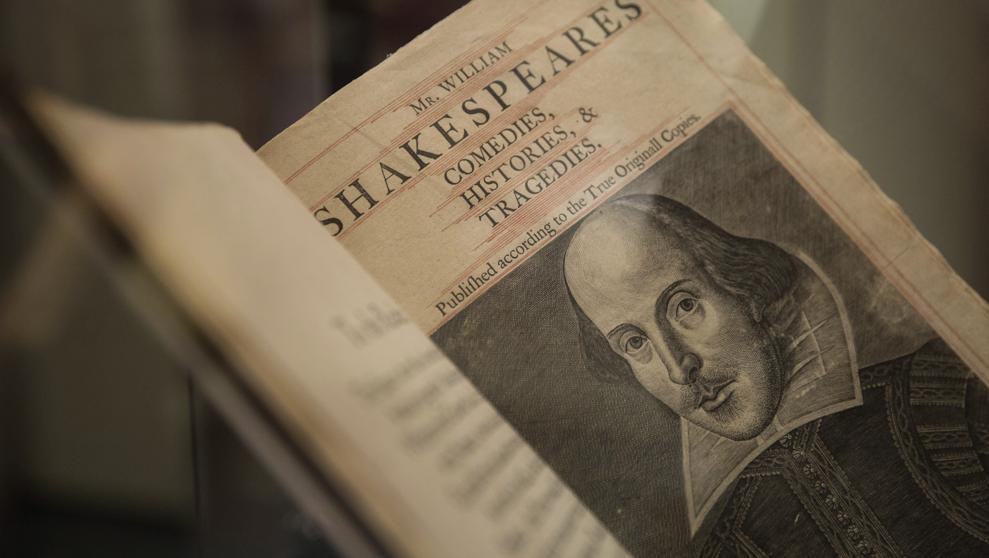 APRENDERAS: Poema de William Shakespeare