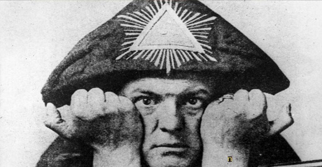 ALEISTER CROWLEY: La Gran Bestia del Ocultismo