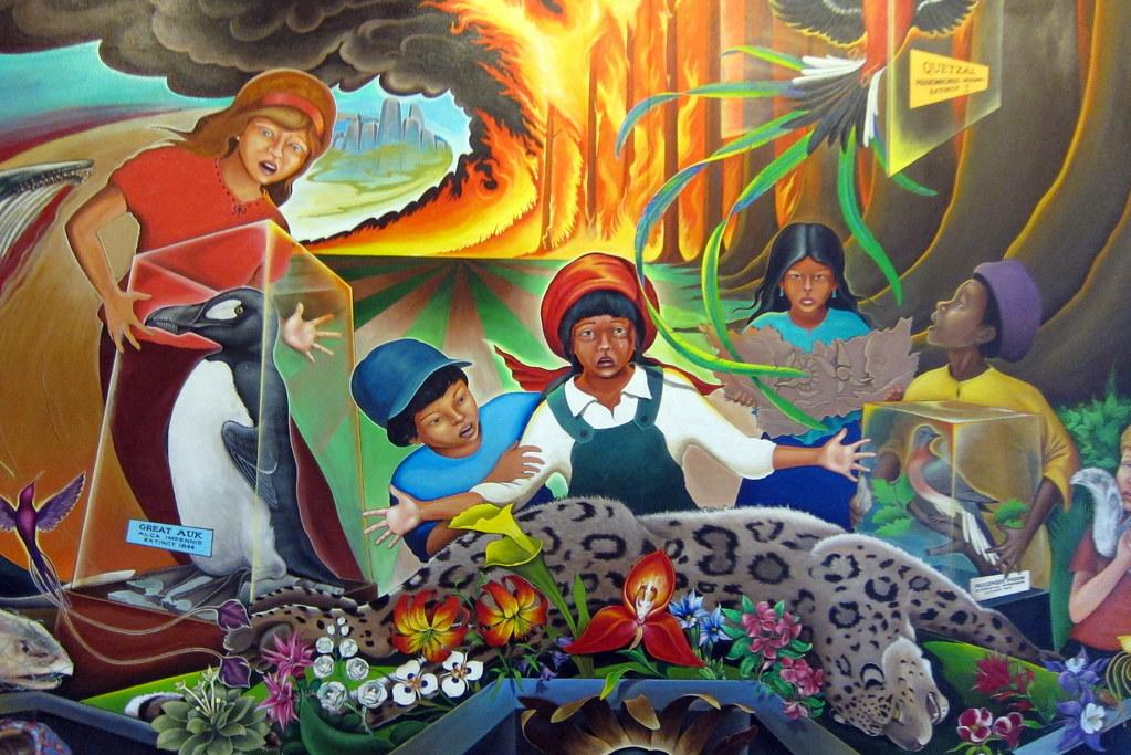 AEROPUERTO INTERNACIONAL DE DENVER: Misteriosos Murales Apocalípticos y Símbología Oculta