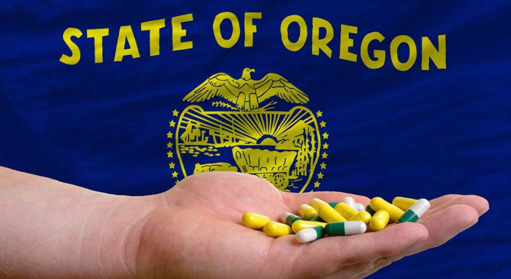 Oregon acaba de despenalizar todas las drogas