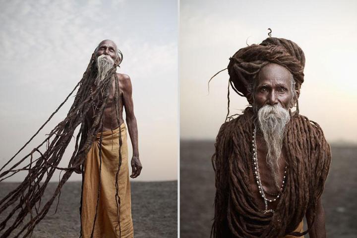 El cabello largo en las culturas indígenas