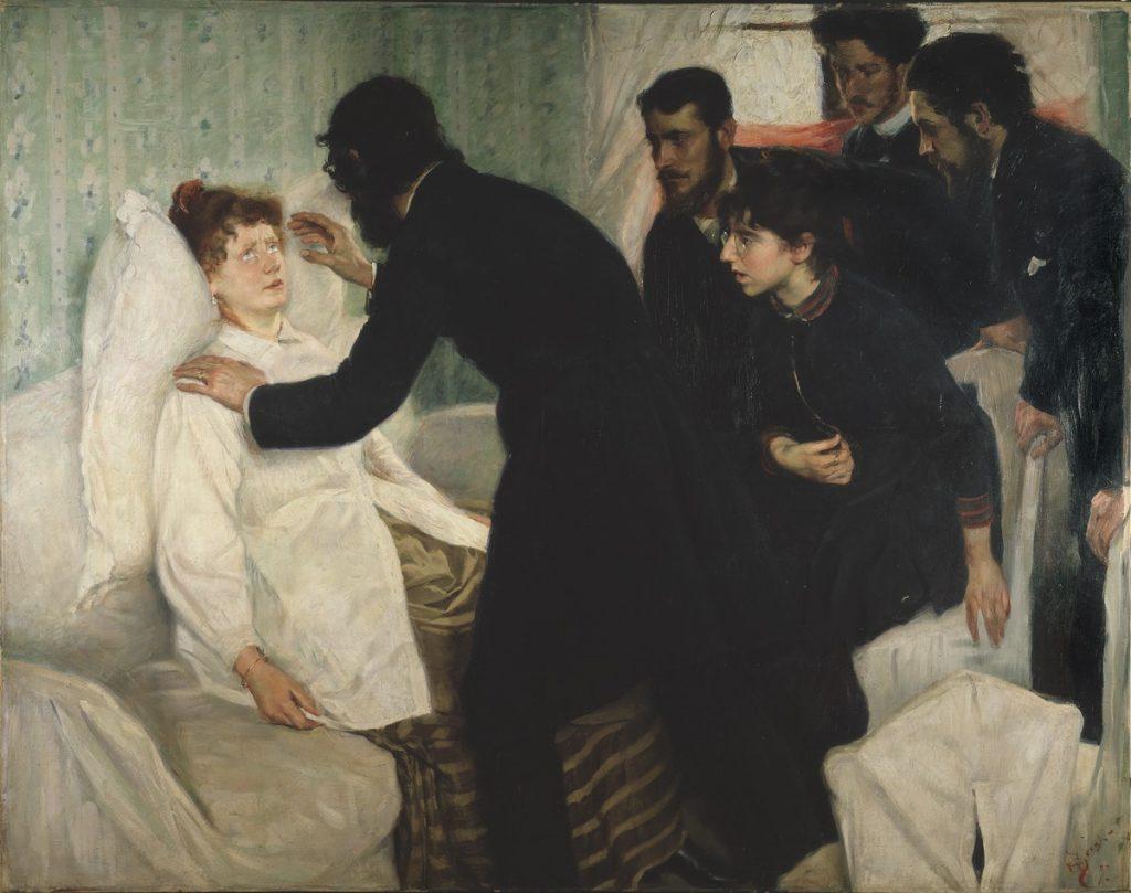 El Extraño caso de la muerte por Hipnosis