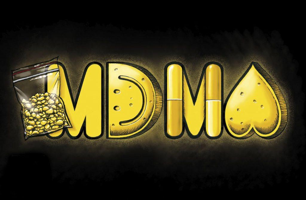 Breve historia del MDMA y sus derivados.
